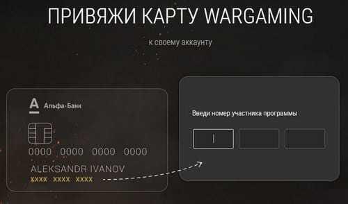 Процедура активации карты, выпущенной Альфа-Банком